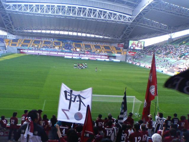 神戸対湘南戦3