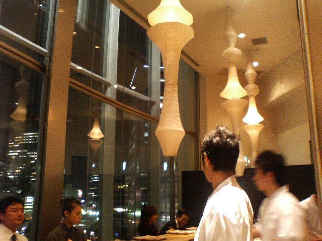 天ぷらとワインのお店