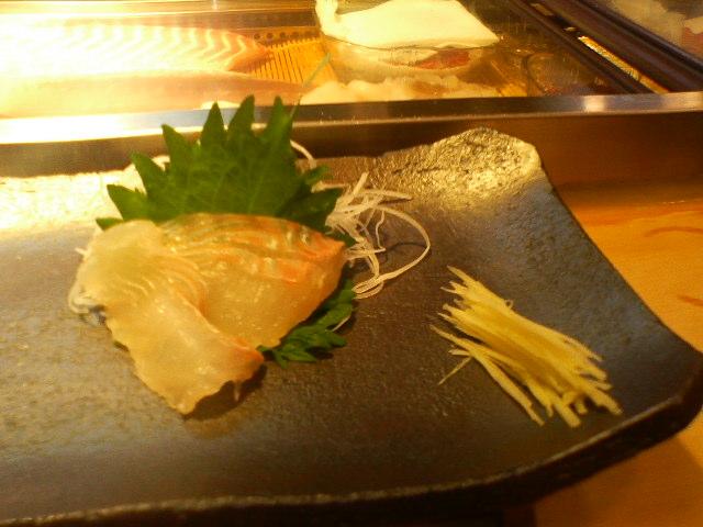 新地の寿司屋