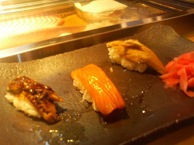 新地の寿司屋3