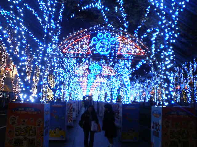 大阪の光の景2