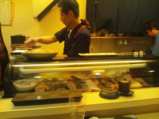 寿司処しんさん。