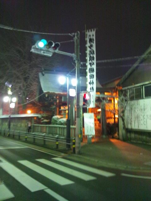 博多の夜は屋台