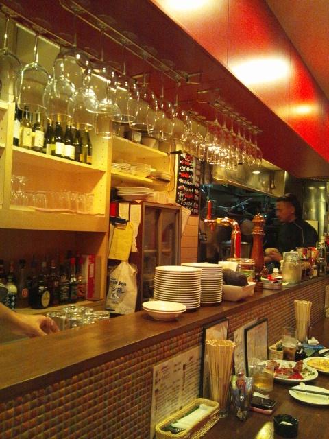 お気に入りの飲食店】  イタリア大衆酒場グラッチェ   その1
