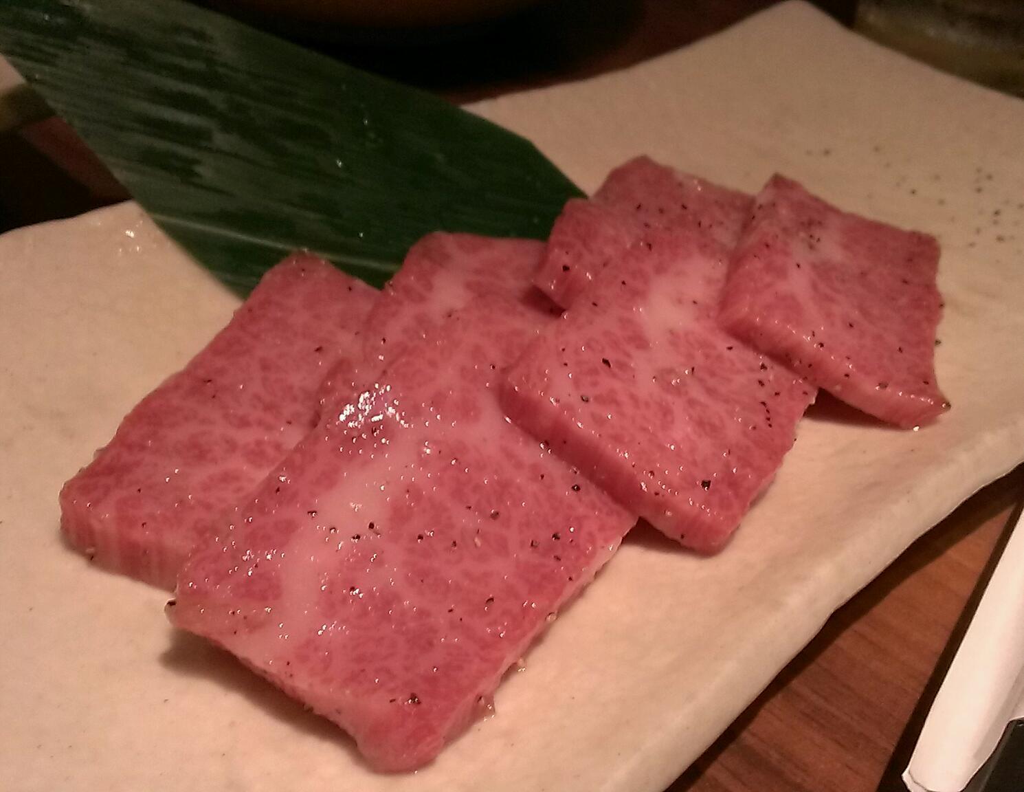 玲奈ちゃん(#^.^#)生誕あと、麻里子さまお気に入りの焼肉屋に行ってみた!( *・ω・)ノ