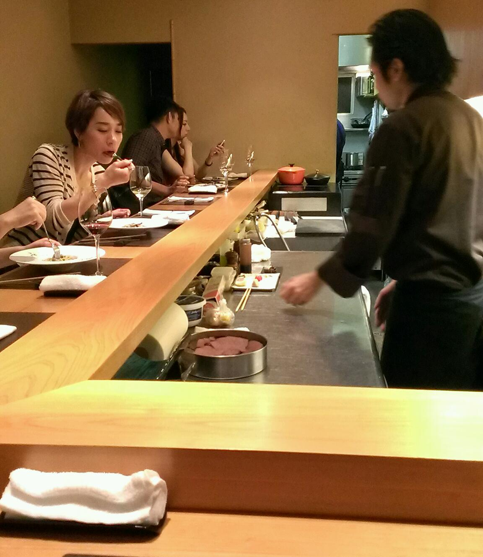 三宮のイタリアン新店  柏木さん(その1)