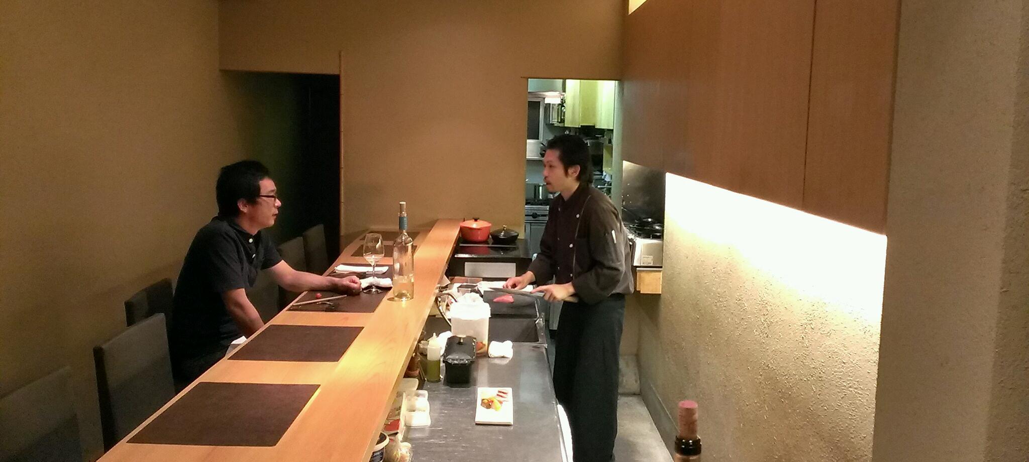 三宮のイタリアン新店 柏木さん(その3)